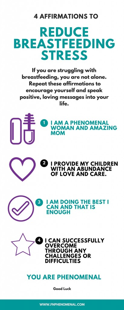 Affirmations to Stop Breastfeeding Guilt