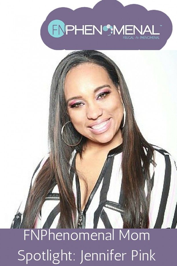 FNPhenomenal Mom Spotlight Jennifer Pink talks about the keys to being successful as an entrepreneur and a single mom