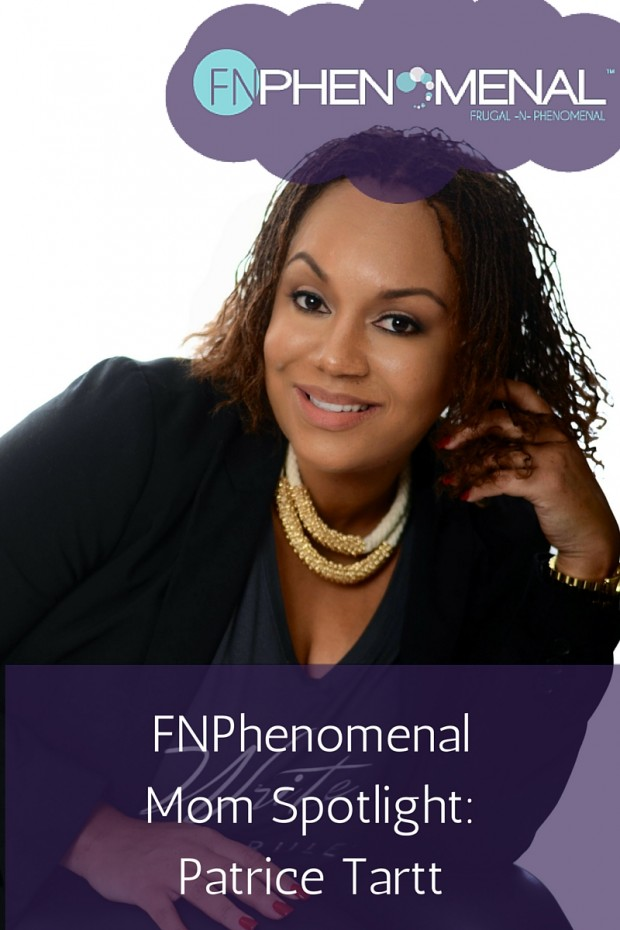 FNPhenomenal Mom Spotlight Patrice Tartt
