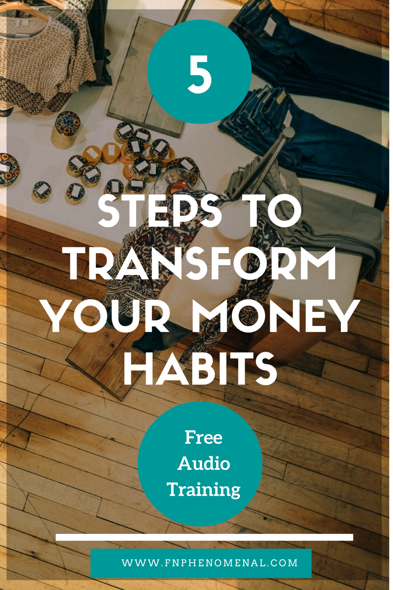 Transform Your Finances in 5 Easy Steps