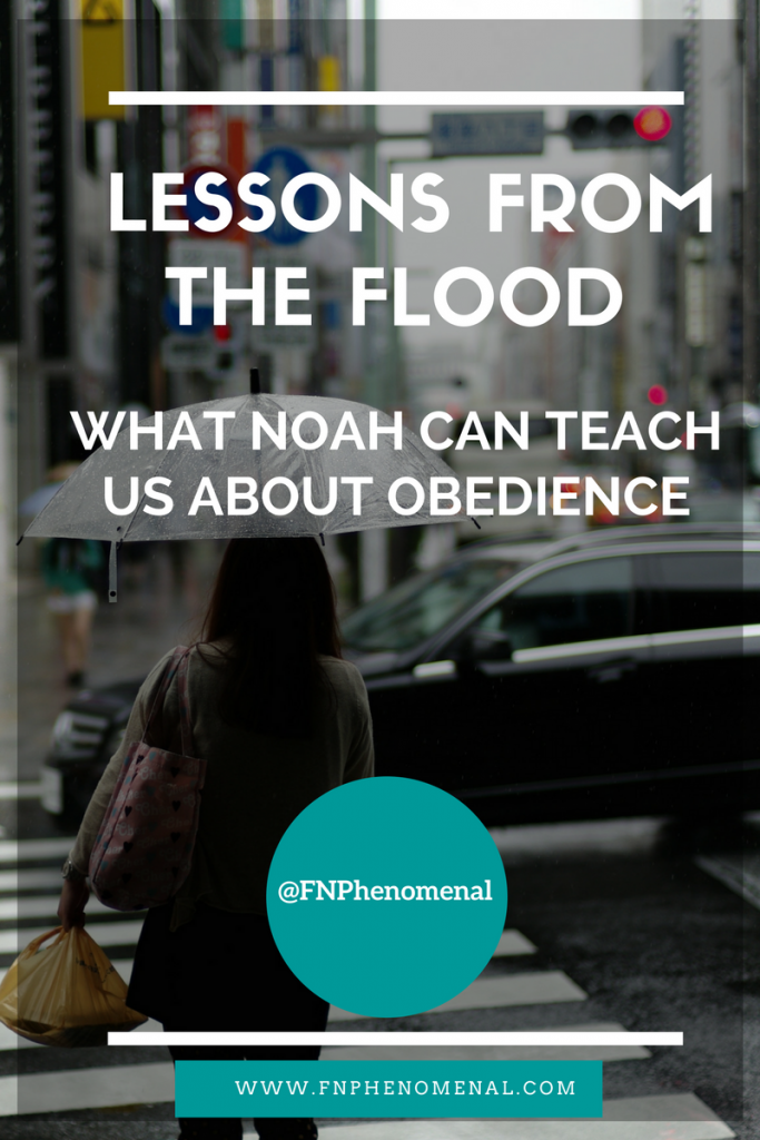 Lessons from the Flood- What Noah Can Teach Us About Obedience