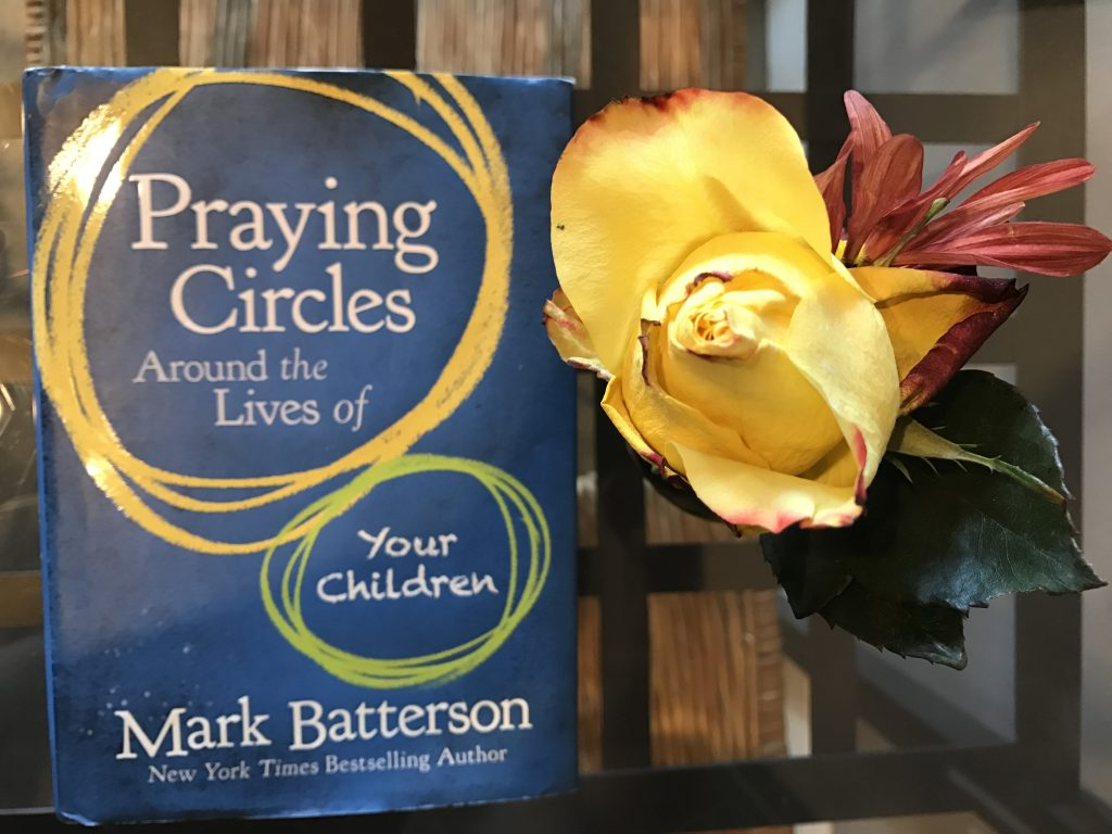3 Books To Help Reduce Stress for Single Moms Praying Circles Around the Lives of Your Children by Mark Batterson