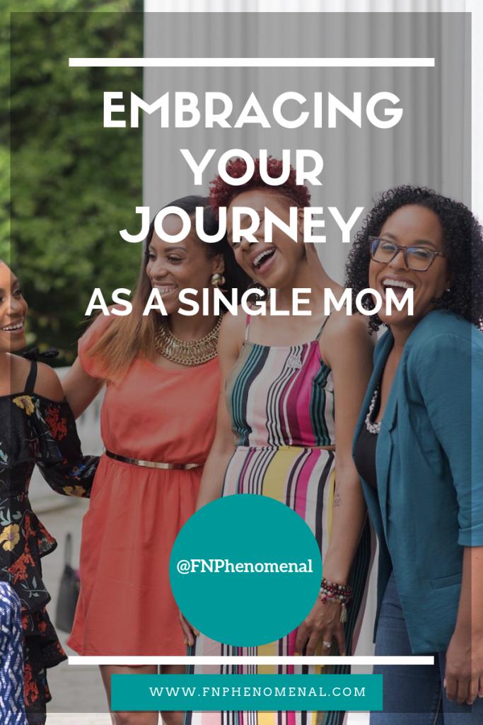 Embracing Your Journey As a Single Mom Podcast episode