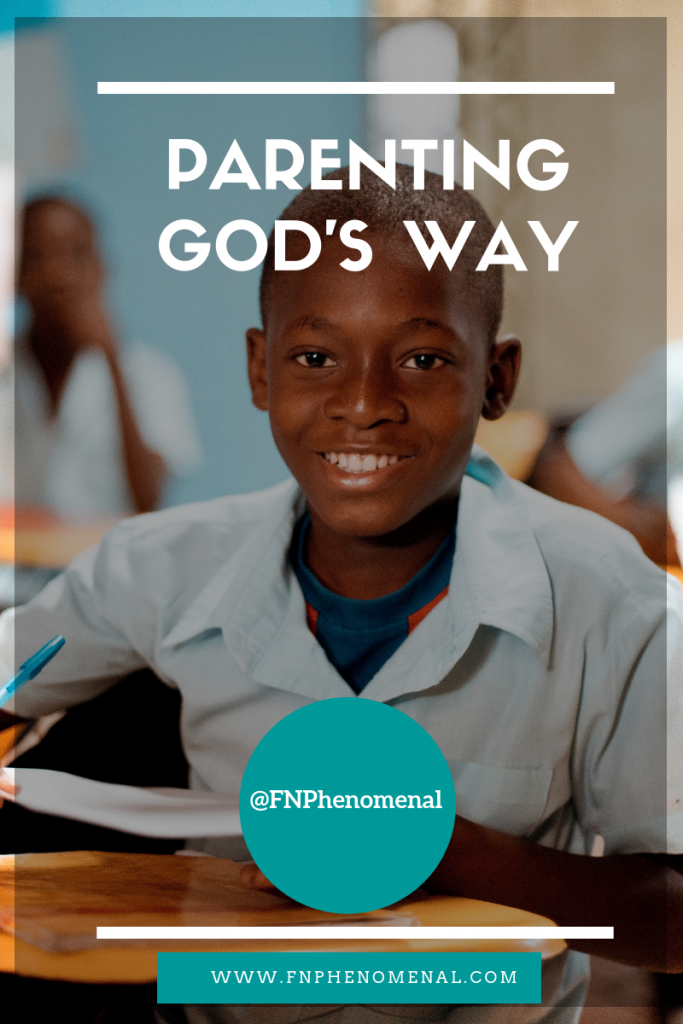 In this Phenomenal Moms With Aisha Taylor Podcast Episode, Te'Sheba Oliver of the Urban Christian Woman joins me to talk about Parenting God's Way