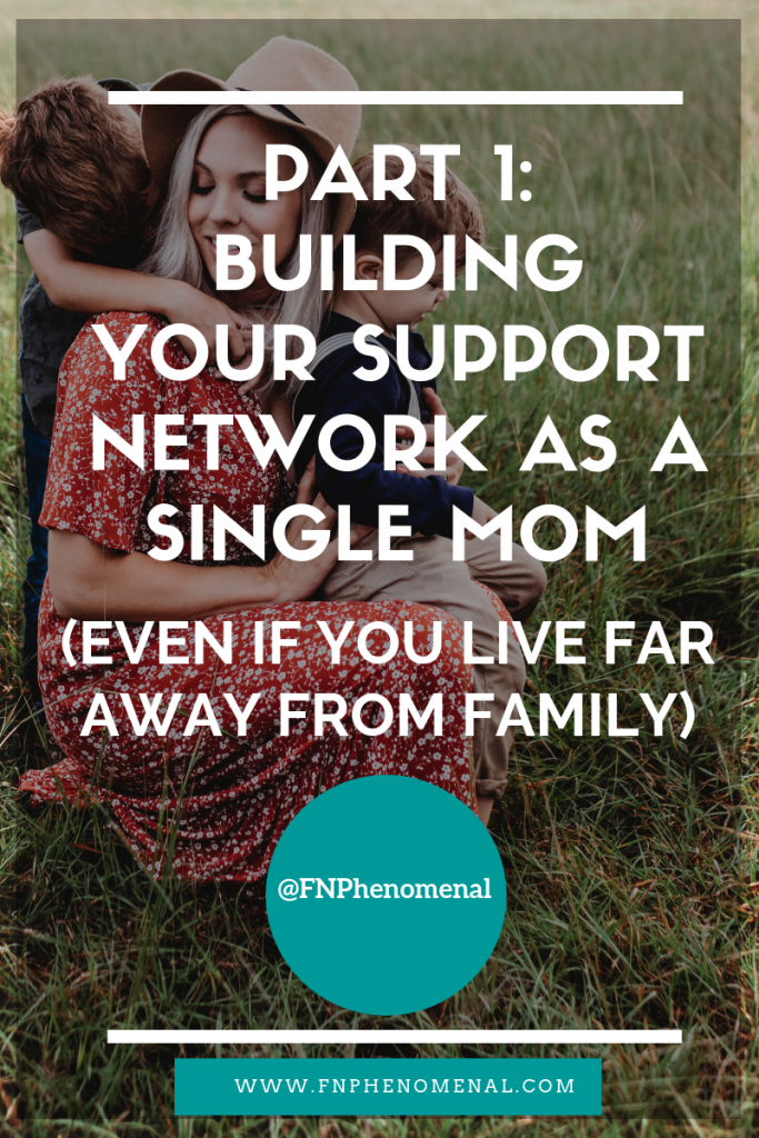 Kaywanda Lamb joins the Phenomenal Moms with Aisha Taylor Podcast to discuss How Single Moms Can Build Their Support System